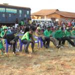Mkutano wa mwisho wa kampeni uliofanyika katika viwanja vya red cross Muleba mnamo tarehe 29-07-2015