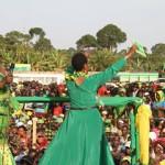 Ufunguzi wa kampeni za mgombea ubunge jimbo la Muleba kusini kwa tiketi ya CCM Prof. Mama Anna Tibaijuka