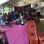06-02-2016 Prof Anna Tibaijuka(mb)  akiwa na wanafunzi wa Kajumulo Alexander Girls' High School